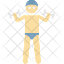 Exercise During Swimming Icon