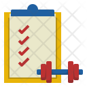 Exercise list Icon
