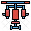 Exercise Machine Icon