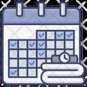 Plan Calendar Schedule Icon