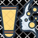 Exfoliating Icon