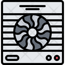 Exhaust Hood Plumber Icon