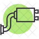 Exhaust Car Part Icon