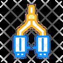 Exhaust Car Service Icon