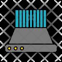 Exhaust Hood Equipment Icon