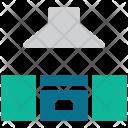 Exhaust Hood Kitchen Icon