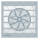 Exhaust Fan Electronics Refreshing Icon