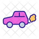 Environmental Pollution Air Icon