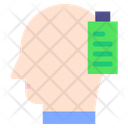 Exhausted Mind Thought Icon
