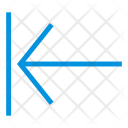 Exit Back Button Icon