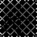 Escape Door Emergency Icon