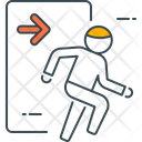 Exit Out Close Icon