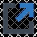 Exit Arrow Logout Icon