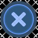 Exit Close Function Icon