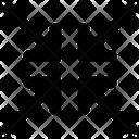 Exit Fullscreen Minimize Icon