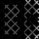 Exit Door Gate Icon
