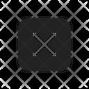 Exit Close Cancel Icon