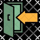 Exit Signaling Multimedia Icon