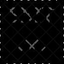 Exit Arrow Sign Icon