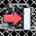 Exit Arrow Icon