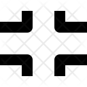 Exit Fullscreen Icon