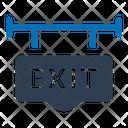 Exit Way Hotel Icon