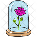 Decorative Flower Fantasy Flower Floral Design Icon