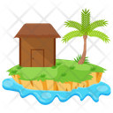 Island Tropical Island Exotic Island Icon