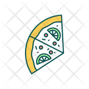 Exotic Pizza Pieces Icon
