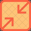 Expand Resize Scaling Icon
