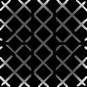 Arrow Expand Extend Icon