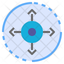Larger Size Extend Icon