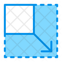 Expand Layout View Icon