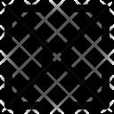 Expand Fullscreen Resize Icon