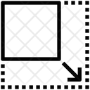 Layout Sections Design Icon