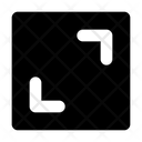 Expand Arrow Maximize Icon