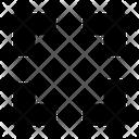Expand Arrow Screen Icon