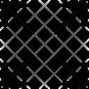 Expand Icon Icon Symbol Ui Concept Icon