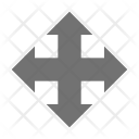 Expand Arrows Screen Icon