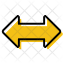 Expand Direction Symbol Icon