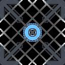 Move Object Orientation Icon