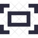 Expand Selection Square Icon