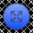 Expanding Icon