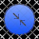 Expanding Left Icon