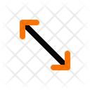 Expansion Maximize Tool Icon