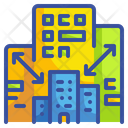 Expansion Company Company Scalable Icon