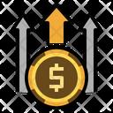 Expenditure Expense Taxation Icon