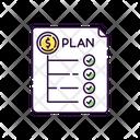 Expenditure Plan Icon