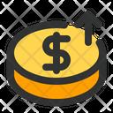 Spending Expense Output Icon