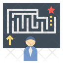 Experience Learning Solve Icon